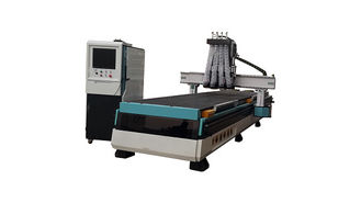China Precisely Engineered Wood Router Machine With High Performance Vacuum Beds supplier