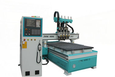 China ATC 1325 CNC Router Wood Carving Machine CE Cerficificate 0-24000rpm/min supplier