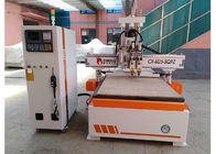 Customized Woodworking CNC Router Machine U - Disk Support Easy Operation