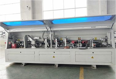 China Corner Pvc Auto Edge Banding Machine Easy To Operate With High Accuracy distributor