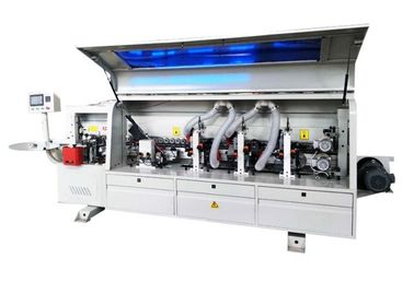 China High Efficiency Wood Edge Banding Machine Precision Trimming Up And Down distributor
