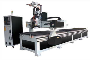 China High Performance Servo Computer Controlled Wood Router For 4D Industry Machining factory