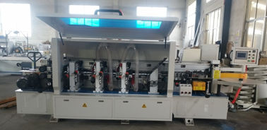 China High Precision Edge Banding Machine , High Efficiency Wood Automatic Edging Machine factory