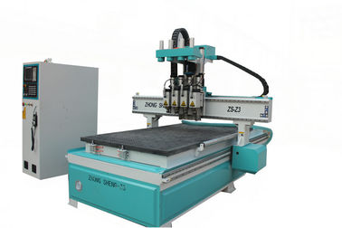 China ATC 1325 CNC Engraving And Milling Machine Whole Body With Steel Structure distributor