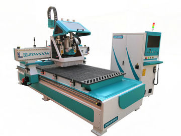 China Vacuum Table Cnc Engraving Machine DSP A18 Control System Support 4 Axis Working distributor