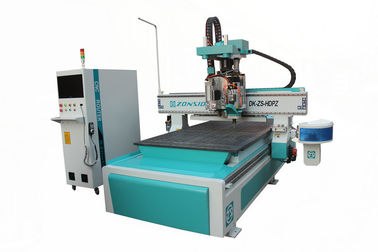 China 1325 Automatic 3D Wood Engraving Machine With Advanced Digital Control System factory