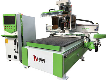 China 4.5KW High Precision 1325 CNC Router Machine Fast Speed And Low Noise distributor