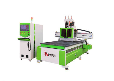 China Easy Operation Cnc Router 1325 , 0-24000rpm/Min Wood Carving Machine factory