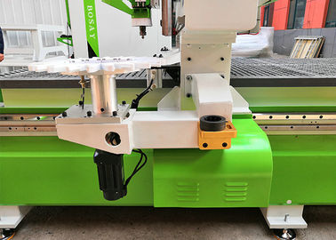 China No Distortion Industrial Cnc Router , Long Life Time Cnc Router Machine For Wood distributor